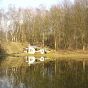 Angleridyll für Bergleute Raum Neunkirchen, Foto: Dr. Herbert Müller
