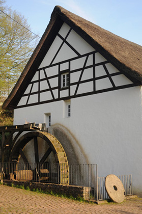Johann Adams Mühle Tholey, Foto: Ulrich Höfer
