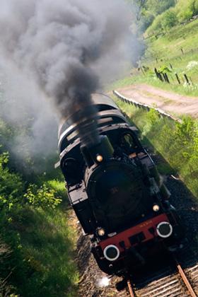 Museumsbahn Losheim, Foto: Ulrich Höfer
